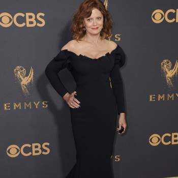 Susan Sarandon de Zac Posen. Credits: Cordon Press