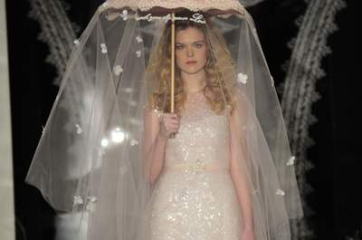 Reem Acra Bridal Collection Spring/Summer 2014