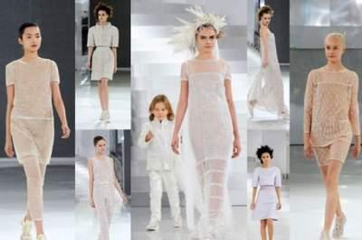 Chanel couture, collezione primavera-estate 2014