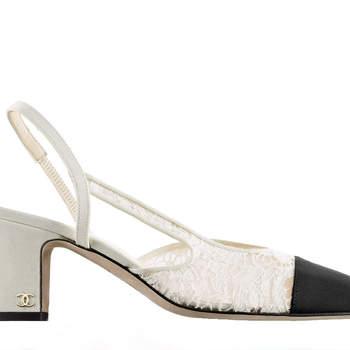 Modelo Slingback de Chanel (690 euros)