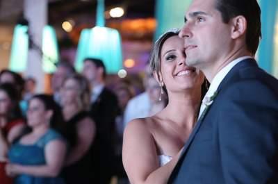 Natassia & Carlos: casamento clássico em São Paulo com sabores inesquecíveis!
