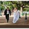 Szalone zdjęcie ślubne