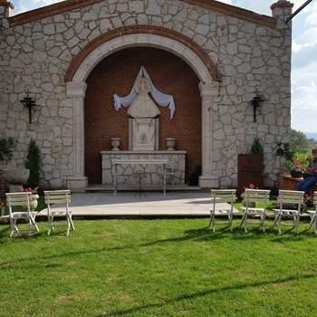 """<a href=""""https://www.zankyou.com.mx/f/hacienda-la-magdalena-11188""""> Foto: Hacienda La Magdalena </a>"""