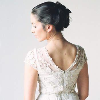 Découvrez les plus belles coiffures de mariée à chignon !