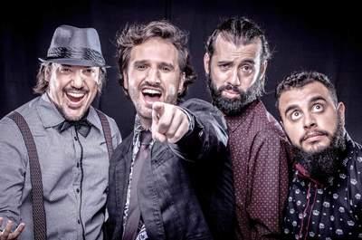 Uma banda, muitos cantores: garanta uma pista de dança com a sua cara!