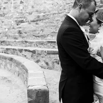 Esa boda fue en Real de Catorce, un pueblo mágico ubicado en San Luis Potosí, México. Los escenarios creados por las construcciones le dan personalidad a esa boda; una boda destino que nos gustó compartir. Fotografías de Maria Velarde