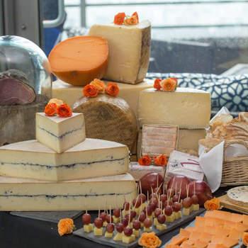 Mesa de quesos Créditos: Sabor y carácter