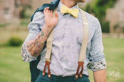 A Gentlemen´s Wardrobe: The Return of the Suspender