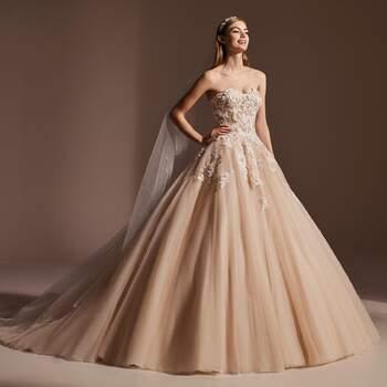 Créditos: Pronovias | Modelo do vestido: Beatriz