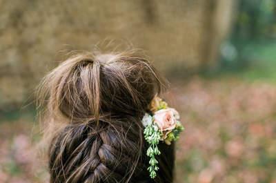 ¡Luce tu cabello trenzado para 2015!
