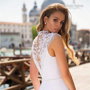 Modelo Reino | Foto: Rússia Noivas Divulgação