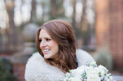 Accessoires für die Hochzeit im Winter – Wunderschöne Schmuckstücke für die Braut