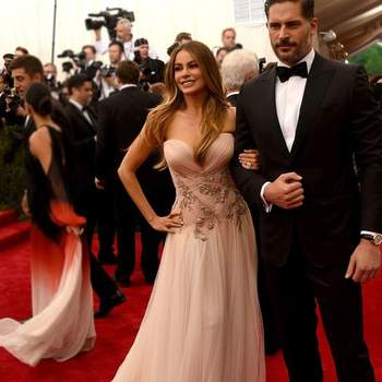Sofia Vergara e Joe Manganiello | Foto Via Pinterest