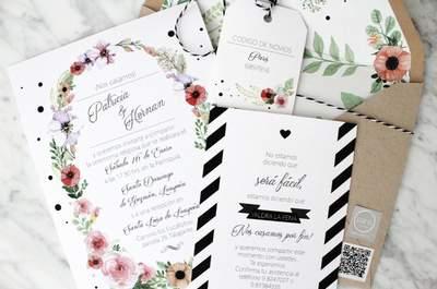 Invitaciones y tendencias: ¿Qué tipografía refleja el estilo de tu boda?