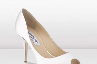 Les chaussures de mariée Jimmy Choo 2012 vont vous laisser rêveuses