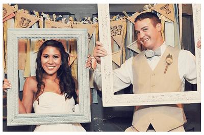 Enmarca a tus invitados: Ideas originales para tu álbum de bodas