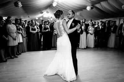 Hochzeit im Alten Land - Melanies und Tims Hochzeit im Vintage-Stil