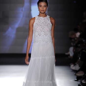 Rosa Clará. Credits_ Barcelona Bridal Fashion Week(1)