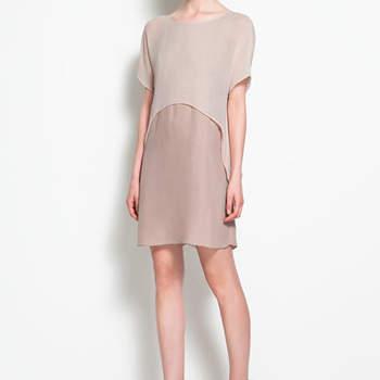40fd62fdddfa9 Sélection de robes Zara à porter lors d un mariage