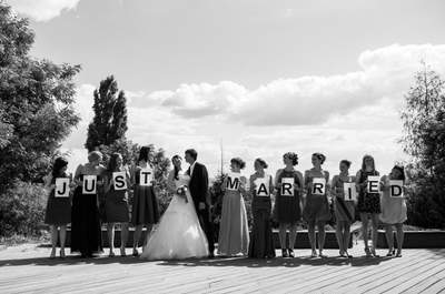 7 ausgefallene Ideen für eine richtig coole Hochzeit