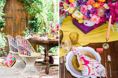 Ideias perfeitas para uma decoração estilo boho-chic: deixe-se inspirar!