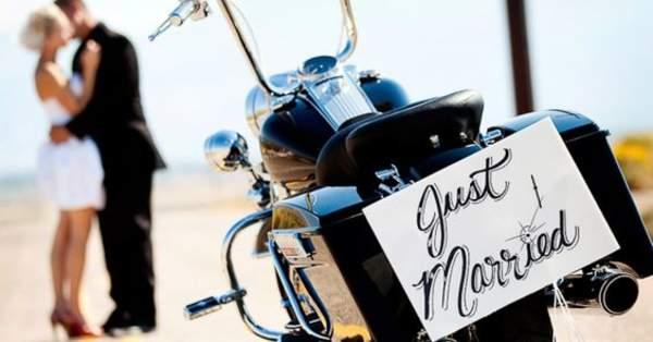 Partecipazioni Matrimonio Harley.Harley Davidson Che Passione Ecco Come Organizzare Un Matrimonio
