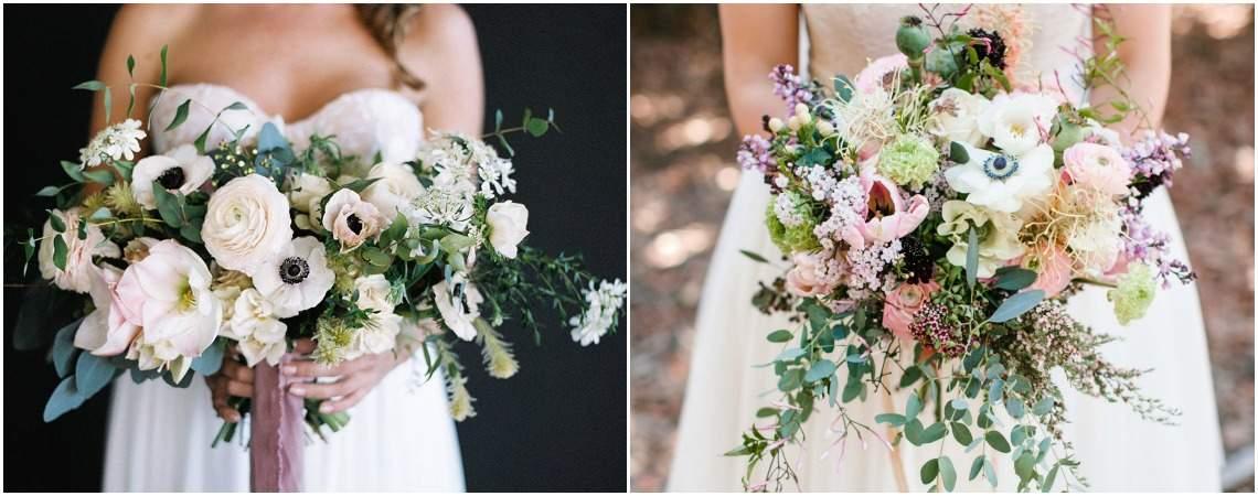 Anemonen: Trendy bloemen voor jouw bruidsboeket