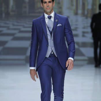 Ramón Sanjujo. Créditos: Barcelona Bridal Fashion Week