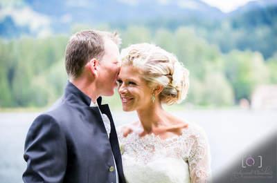 Julia & Sönke: Drei Tage Hochzeitsfeeling pur in Kitzbühel