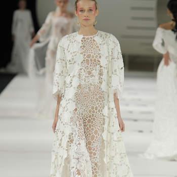 YolanCris. Créditos: Barcelona Bridal Fashion Week