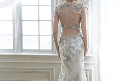 Maggie Sottero Brautkleider 2016 – Nicht verpassen, das sind die schönsten Klassiker!