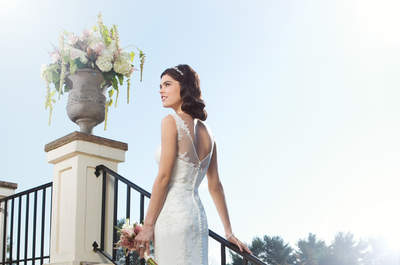The new fantastic wedding dresses from Justin Alexander Collection 2014