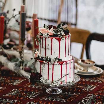 Foto: Sarah Nigro Braun / Torte: The Bakers Wife