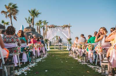 Amor a la brisa del mar: la boda de Manuel y Begoña