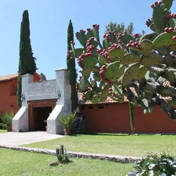 Foto: Hacienda los Picachos