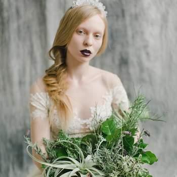 Фото: Жанна Теплова Букет: Spicy Bride