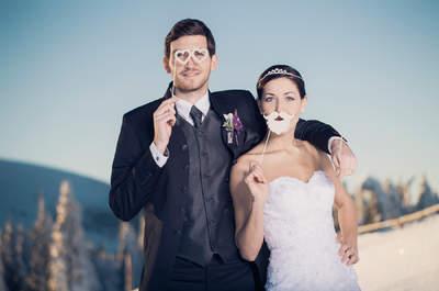 Eine Hochzeit im Winter: Tipps für Ihre romantische Hochzeit mit Winterzauber!