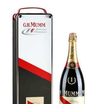 Photo : Champagne GH MUMM