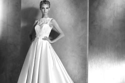 Vestidos de novia de la colección Atelier de Pronovias para el 2016. ¡Descúbrelos!