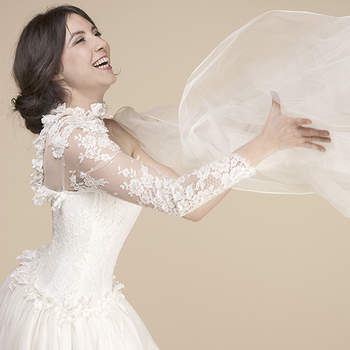 Robe de mariée Steva Couture - modèle Sandra