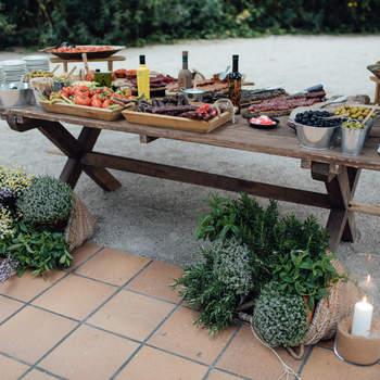 Tablée de légumes et charcuterie - Crédits: Kiwo