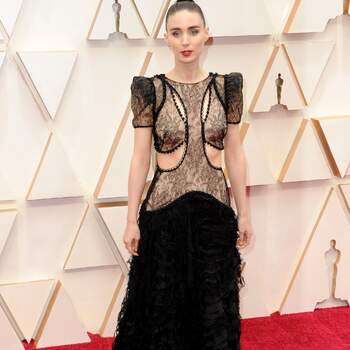 Rooney Mara | Alexander Mcqueen | Crédits: Cordon Press