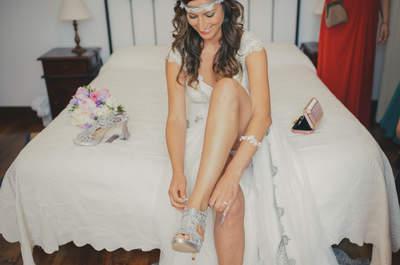 Pimp me up: Must-haves für einen individuellen Brautlook 2015!