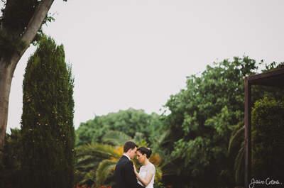 La boda de Juanma y Celia: romanticismo por encima de todo