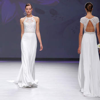 Créditos: Aire Barcelona | Barcelona Bridal Fashion Week