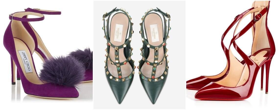 Zapatos de invierno para invitadas: descubre los 50 modelos seleccionados que te cautivarán