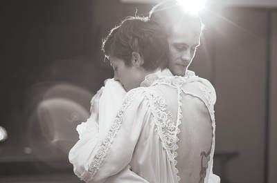 L'ouverture du bal lors de la soirée de mariage
