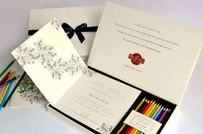 Como escolher o convite que seja a CARA do seu casamento: dicas certeiras!