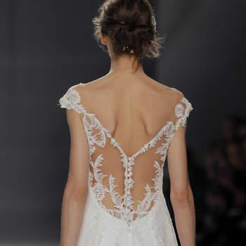 Cymbeline. Credits- Barcelona Bridal Fashion Week