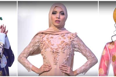 Asia en 12 vestidos: nunca imaginaste unas novias así